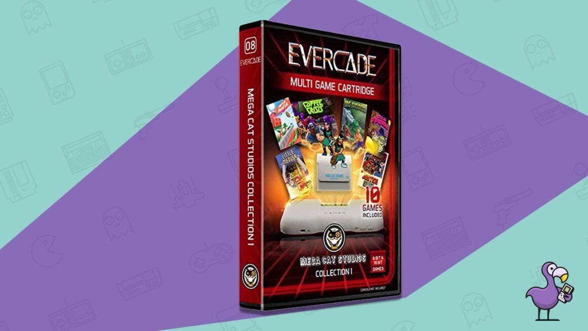 evercade mega cat studios games