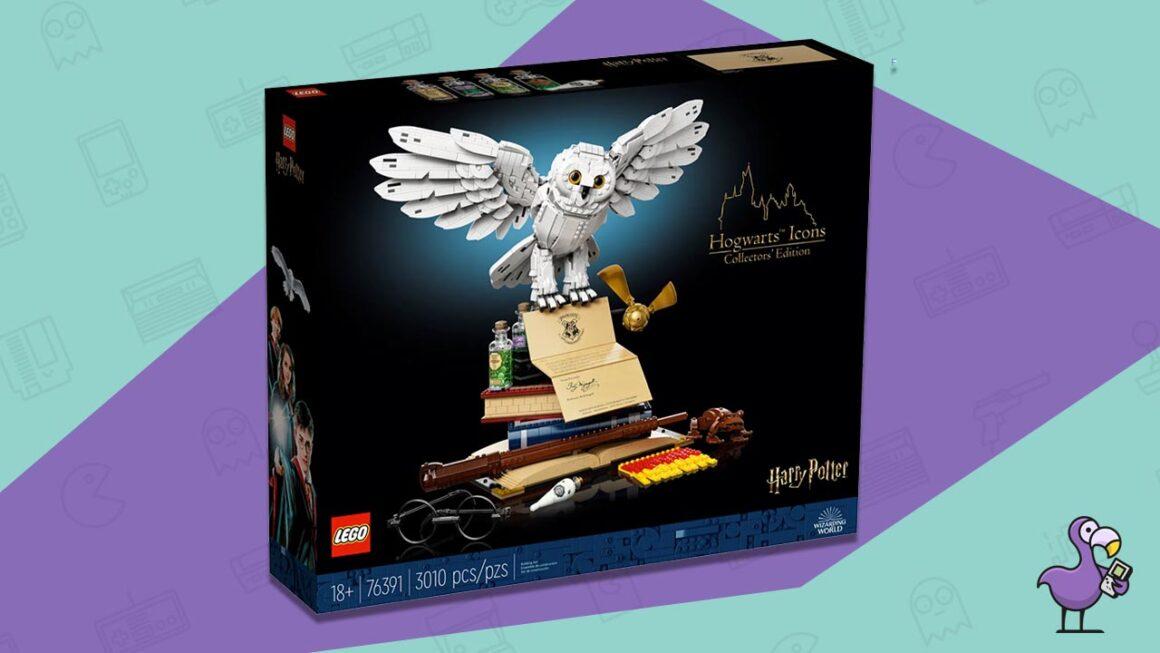 hogwarts icons lego set