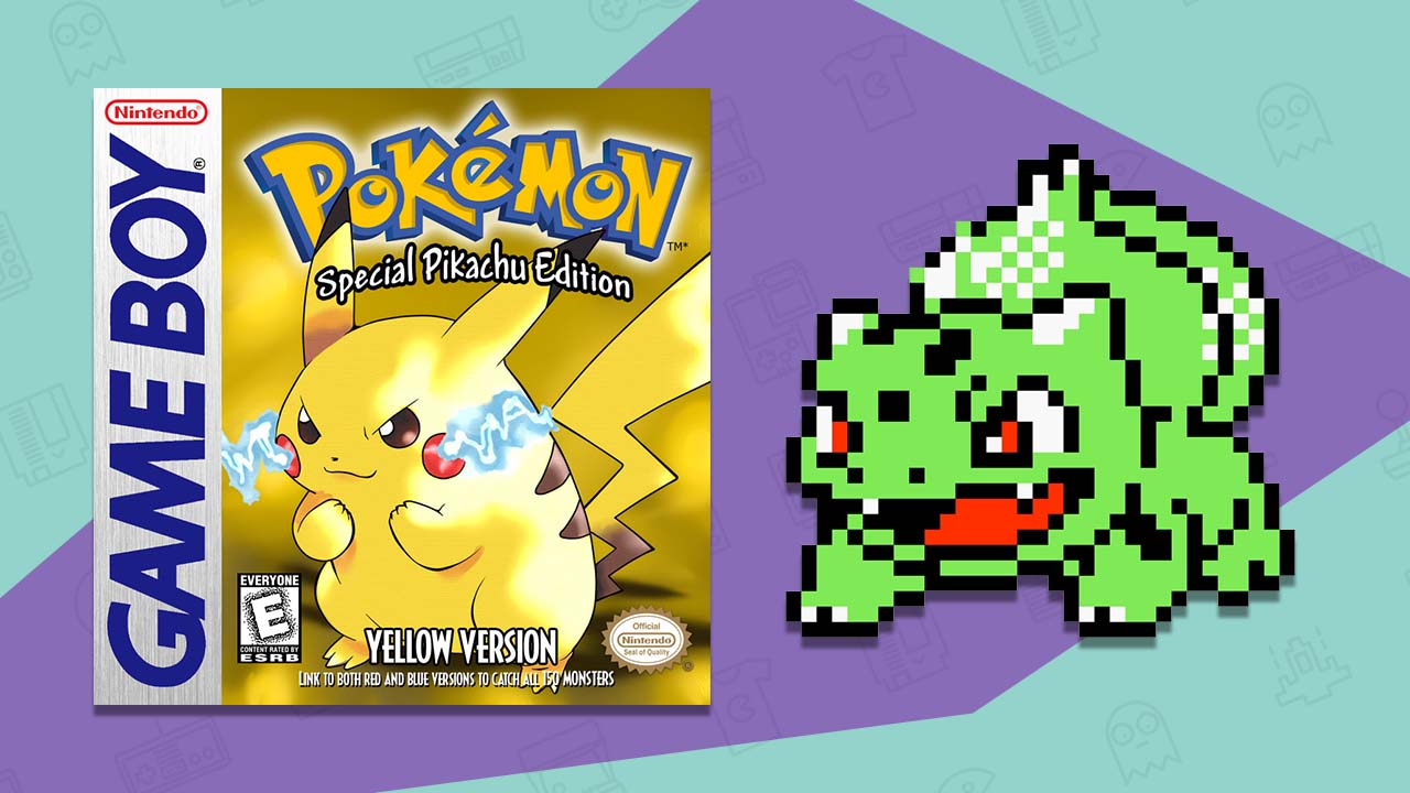 how to get bulbasaur in pokemon yellow