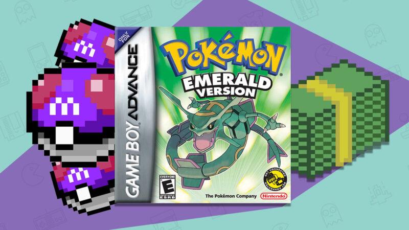 Pokemon Emerald Cheats