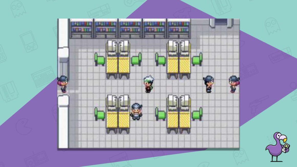 pokemon emerald weather institute