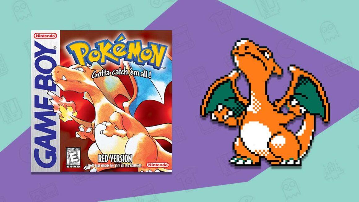 Pokemon Red Charizard